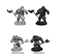 Dungeons and Dragons Nolzur's Marvelous Minis Orcs