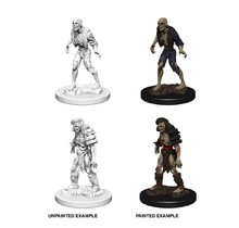Dungeons and Dragons Nolzur's Marvelous Minis Zombies