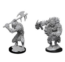 Dungeons and Dragons Nolzur's Marvelous Minis Gnolls