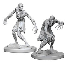 Dungeons and Dragons Nolzur's Marvelous Minis Ghouls