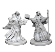Dungeons and Dragons Nolzur's Marvelous Minis Female Human Wizard