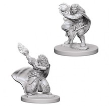 Dungeons and Dragons Nolzur's Marvelous Minis Dwarf Female Wizard