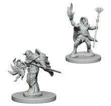 Dungeons and Dragons Nolzur's Marvelous Minis Elf Male Wizard