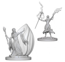 Dungeons and Dragons Nolzur's Marvelous Minis Elf Female Wizard