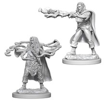 Dungeons and Dragons Nolzur's Marvelous Minis Male Human Sorcerer