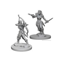 Dungeons and Dragons Nolzur's Marvelous Minis Female Elf Ranger