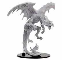 Pathfinder Deep Cuts Gargantuan White Dragon
