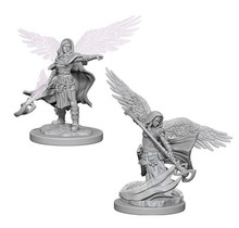 Dungeons and Dragons Nolzur's Marvelous Minis Aasimar Female Wizard