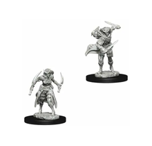 Dungeons and Dragons Nolzur's Marvelous Minis Tiefling Female Rogue