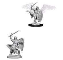 Dungeons and Dragons Nolzur's Marvelous Minis Aasimar Paladin Male