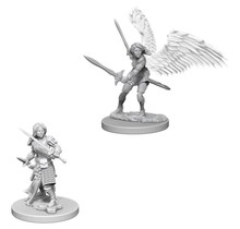 Dungeons and Dragons Nolzur's Marvelous Minis Aasimar Female Paladin