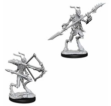 Dungeons and Dragons Nolzur's Marvelous Minis Thri-Kreen