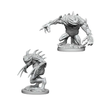 Dungeons and Dragons Nolzur's Marvelous Minis Gray Slaad and Death Slaad