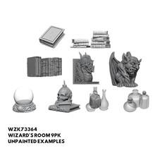 Pathfinder Deep Cuts Wizards Room