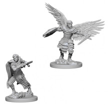 Dungeons and Dragons Nolzur's Marvelous Minis Aasimar Male Fighter