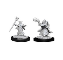 Dungeons and Dragons Nolzur's Marvelous Minis Gnome Male Wizard