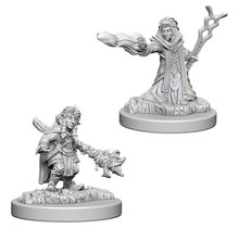 Dungeons and Dragons Nolzur's Marvelous Minis Gnome Wizard