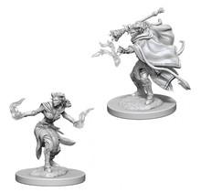 Dungeons and Dragons Nolzur's Marvelous Minis Female Tiefling Warlock