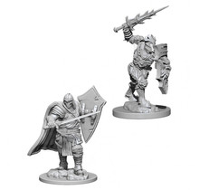 Dungeons and Dragons Nolzur's Marvelous Minis Death Knight and Helmed Horror