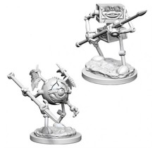 Dungeons and Dragons Nolzur's Marvelous Minis Monodrone and Duodrone