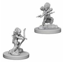 Pathfinder Deep Cuts Female Gnome Rogue