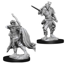 Dungeons and Dragons Nolzur's Marvelous Minis Male Elf Rogue