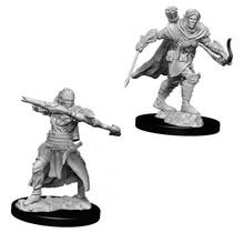 Dungeons and Dragons Nolzur's Marvelous Minis Male Half-Elf Ranger