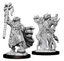 Dungeons and Dragons Nolzur's Marvelous Minis Dragonborn Sorcerer (2) Female