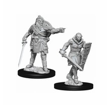 Dungeons and Dragons Nolzur's Marvelous Minis Hobgoblins (2)