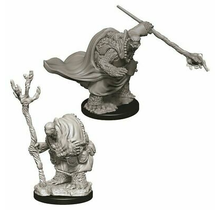 Dungeons and Dragons Nolzur's Marvelous Minis Tortle Adventurers