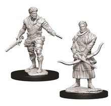 Dungeons and Dragons Nolzur's Marvelous Minis Male Human Rogue