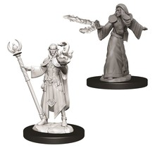 Dungeons and Dragons Nolzur's Marvelous Minis Male Elf Wizard