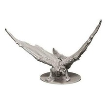 Dungeons and Dragons Nolzur's Marvelous Minis Young Brass Dragon