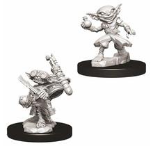 Pathfinder Deep Cuts Male Goblin Alchemist