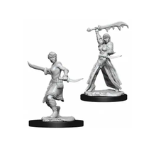 Dungeons and Dragons Nolzur's Marvelous Minis Female Human Rogue
