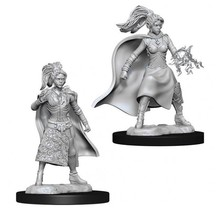 Dungeons and Dragons Nolzur's Marvelous Minis Female Human Sorceror