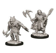 Dungeons and Dragons Nolzur's Marvelous Minis Male Goliath Barbarian