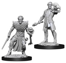 Dungeons and Dragons Nolzur's Marvelous Minis Male Human Warlock