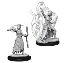 Dungeons and Dragons Nolzur's Marvelous Minis Female Human Warlock