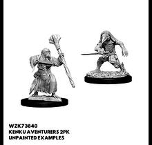 Dungeons and Dragons Nolzur's Marvelous Minis Kenku Adventurers