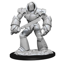 Dungeons and Dragons Nolzur's Marvelous Minis Iron Golem