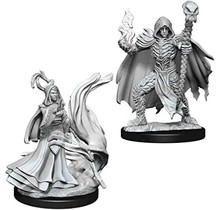 Dungeons and Dragons Nolzur's Marvelous Minis Necromancers