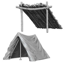 Dungeons and Dragons Nolzur's Marvelous Minis Tent and Lean To