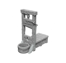 Dungeons and Dragons Nolzur's Marvelous Minis Guillotine