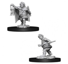 Dungeons and Dragons Nolzur's Marvelous Minis Male Halfling Rogue