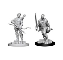 Dungeons and Dragons Nolzur's Marvelous Minis Male Human Ranger
