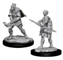 Dungeons and Dragons Nolzur's Marvelous Minis Female Human Ranger