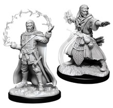 Dungeons and Dragons Nolzur's Marvelous Minis Male Human Wizard