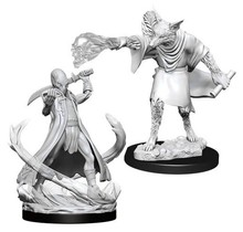 Dungeons and Dragons Nolzur's Marvelous Minis Arcanaloth and Ultroloth