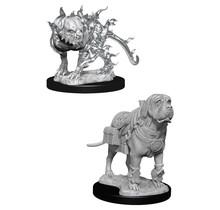 Dungeons and Dragons Nolzur's Marvelous Minis Mastif/Shadow Mastif